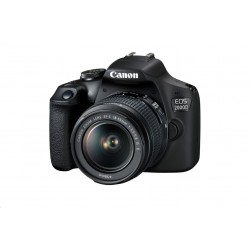 Canon EOS 2000D zrcadlovka  18-55 IS 2728C003