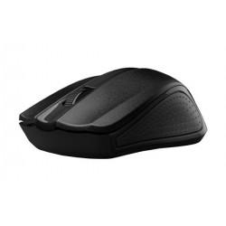 C-TECH myš WLM-01, černá, bezdrátová, USB nano receiver WLM-01BK