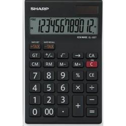 SHARP kalkulačka - EL125TWH - gift box SH-EL125TWH