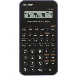 SHARP kalkulačka - EL501XBVL - blister SH-EL501XBVL