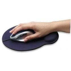 MANHATTAN MousePad, gelová podložka, modrá/blue 434386