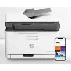 HP Color Laser 179FNW (A4,18/4 ppm, USB 2.0, Ethernet, Wi-Fi, Print/Scan/Copy/Fax) 4ZB97A#B19