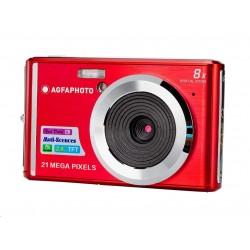 Agfa Compact DC 5200 - červený / použitý 3760265540761