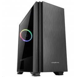 ABKONCORE skříň Cronos 750, Middle Tower, ATX, mini ITX micro-ATX, black, bez zdroje ABKO-CRO-750-G