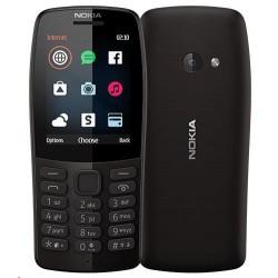 Nokia 210 Dual SIM Black 2019 160TRB01A04