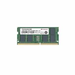 SODIMM DDR4 16GB 2666MHz TRANSCEND 2Rx8 1Gx8 CL19 1.2V TS2GSH64V6B