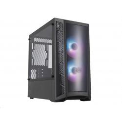Cooler Master case MasterBox MB320L, aRGB, micro-ATX, Mini Tower,...