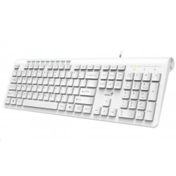 GENIUS Slimstar 230/ Drátová/ USB/ bílá/ CZSK layout 31310010407