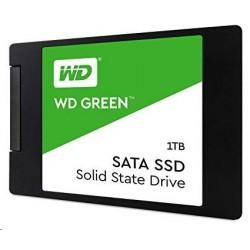 "WD Green 1TB SSD SATA III 6Gbs, 2,5"" (7 mm) ( r454MB/s) WDS100T2G0A"