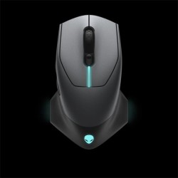 Alienware  Wired / Wireless  Gaming Mouse - AW610M (Dark Side of...