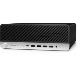 HP ProDesk 405 G4 SFF, Ryzen 3 Pro 2200G, Radeon RX Vega 8, 4GB, HDD 1 TB, DVDRW, FDOS, 1-1-1 9DP12EA#BCM