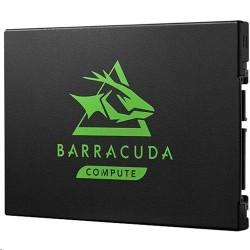 """Seagate BarraCuda SSD 500GB, 2.5"""" SATA 6Gb/s, (r560MB/s, w540 MB/s) bulk ZA500CM10003"""