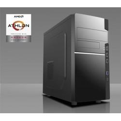 Prestigio Advanced 3000G (3,5G) Vega3 4GB 500GB SSD DVDRW MYSKLV W10 64bit PSA300GD4S500W10