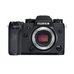 Fujifilm X-H1 - 24,3 MP - Black 16568743
