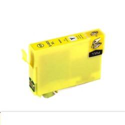 kazeta EPSON ecoTANK 603XL Yellow - 4ml C13T03A440