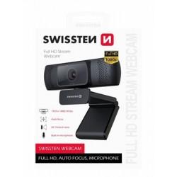 SWISSTEN WEBCAM FHD 1080P 55000001