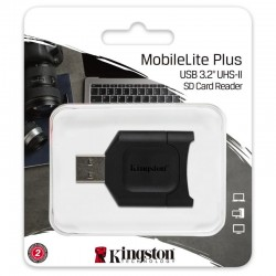 KINGSTON MobileLite Plus, Čítačka kariet USB 3.2 MLP