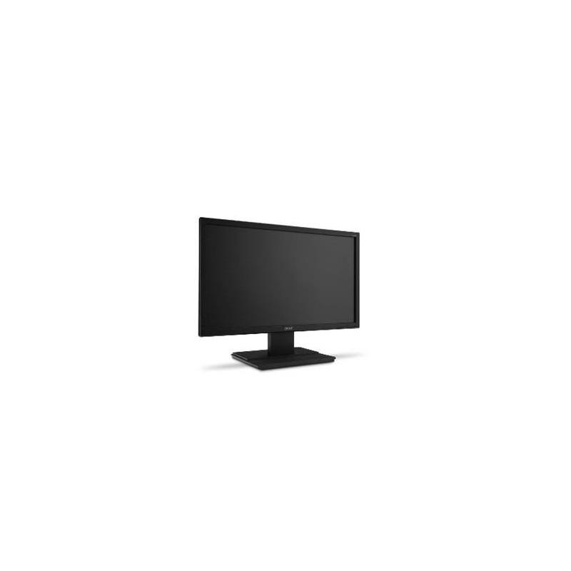 Acer LCD V226HQLBbd 55cm (21.5') LED, 1920 x 1080, 100M:1, 5ms, Black, DVI, TCO 6.0 UM.WV6EE.B04