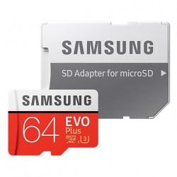 SAMSUNG Micro SDXC EVO 64GB (2020) MB-MC64HA/EU