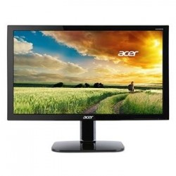 "Acer LCD KA210HQbd, 53cm (20,7"") LED, 1920 x 1080, 100M:1, 5ms, VGA+DVI, Black UM.LX2EE.001"