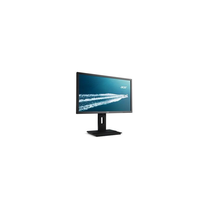 """Acer LCD B286HKymjdpprz (28"""") 4K LED, 3840x2160, 100M:1, 1ms, DVI, HDMI(MHL), DP, mini DP, USB 3.0, repro UM.PB6EE.009"""