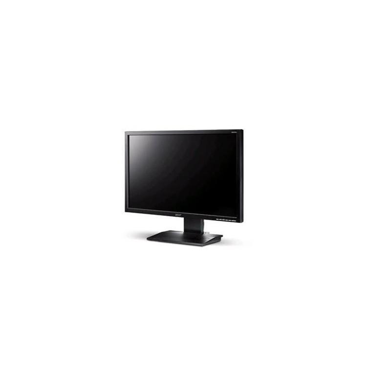 Acer LCD B226HQLAymidr, 55cm (21,5') VA LED 1920 x 1080, 100M:1, 8ms, DVI, HDMI, repro, DarkGrey, Hgt. Adj, Pivot, UM.WB6EE.A07