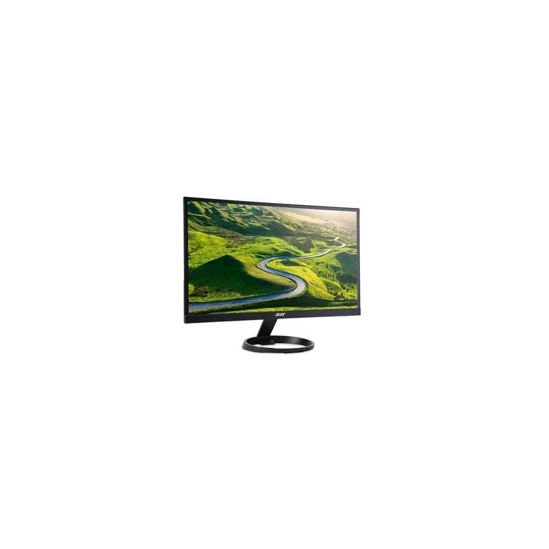 """Acer LCD R231BMID 23"""" W IPS LED/1920x1080/100M:1/4ms/250nits/DVI/HDMI/ZeroFrame/Acer EcoDisplay/Black UM.VR1EE.001"""