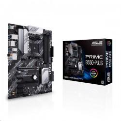 ASUS PRIME B550-PLUS soc.AM4 B550 DDR4 ATX M.2 DP HDMI 90MB14U0-M0EAY0