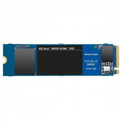 WD Blue SN550 250GB SSD PCIe Gen3 8 Gb/s, M.2 2280, NVMe (...