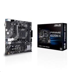 ASUS PRIME A520M-K soc.AM4 A520 DDR4 mATX M.2 D-Sub HDMI...