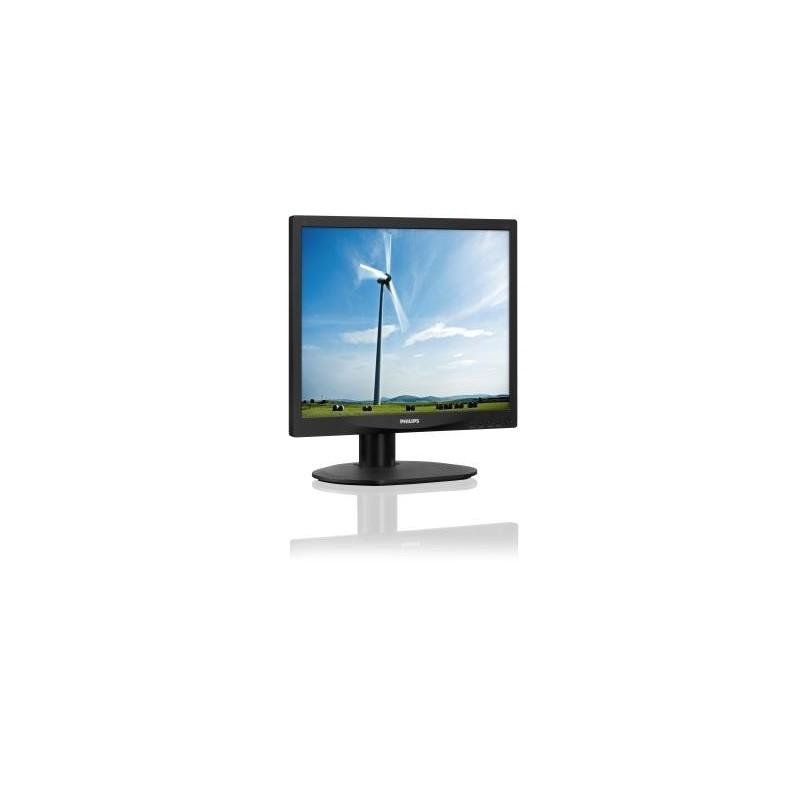"Philips LCD 17S4LSB 17""/1280x1024/5ms/20mil:1/DVI/LED 17S4LSB/00"