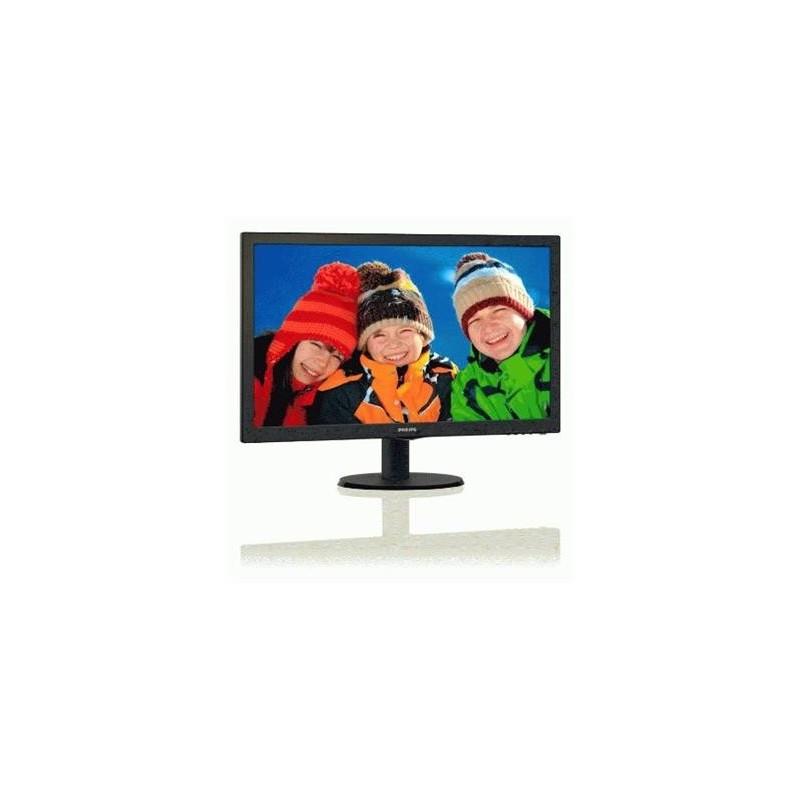 "Philips LCD 243V5LHAB 23,6""wide/1920x1080/1ms/10mil:1/HDMI/LED/repro 243V5LHAB/00"