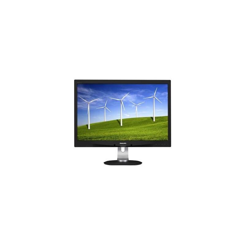 "Philips LCD 240B4QPYEB 24""wide/1920x1200/5ms/20mil:1/DP/2xUSB/LED/PLS/PowerSensor/pivot/repro 240B4QPYEB/00"