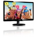 "Philips LCD 220V4LSB 22""wide/1680x1050/5ms/10mil:1/DVI/LED 220V4LSB/00"