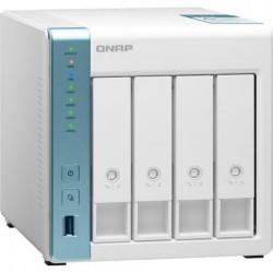 QNAP NAS Server TS-431K 4xHDD