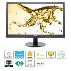 "AOC LCD g2460fq 24""wide/1920x1080/1ms/80mil:1/DP/HDMI/LED/repro"