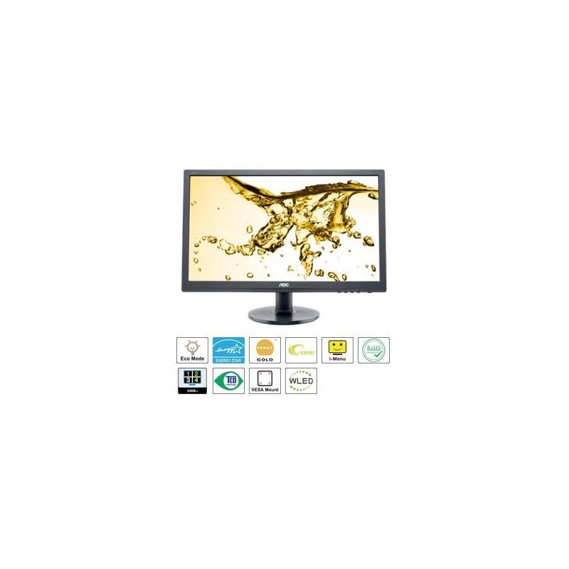 "AOC LCD g2460fq 24""wide/1920x1080/1ms/80mil:1/DP/HDMI/LED/repro"