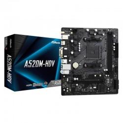 ASROCK Základná doska A520M-HDV