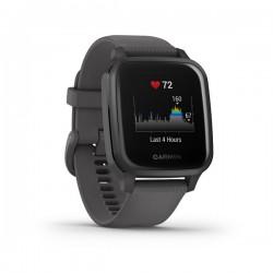 GARMIN VENU SQ, Shadow Gray/Slate, Smart hodinky 010-02427-10