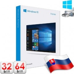 MS WINDOWS 10 SK 32/64 bit USB HAJ-00077