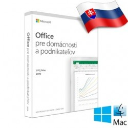 MS OFFICE  Home and business 2019 SK ML T5D-03323