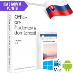 MS OFFICE Home and Student 2019 SK ML Save Now 79G-05164 SN