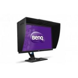 "BenQ LCD SW2700PT 27"" W/IPS LED/2560x1440/5ms/DVI-DL/HDMI/2xUSB3.0/Flicker-free/VESA 9H.LDKLB.QBE"