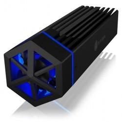 RAIDSONIC ICY IB-1823MF-C31, Externý box M.2 NVMe