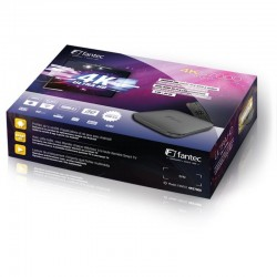 FANTEC 4KS7000 Android TV Media Player  (4GB64GB) 2466