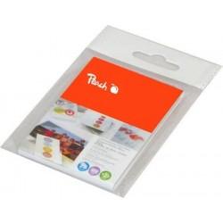 Peach Laminating Pouch Credit Card (54x86mm), 125mic PPR525-07