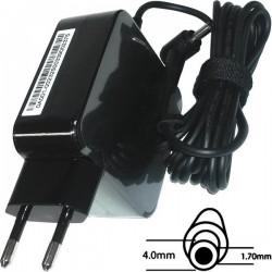 ASUS AC NAPÁJACÍ ADAPTÉR 45W 19V 2pin 4,0 mm  s EU plug...
