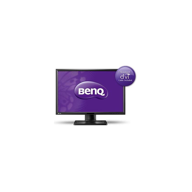 """BenQ LCD BL2411PT Black 24""""W/IPS LED/20M:1/5ms/DVI/DP/pivot/repro/Flicker-free/Low Blue Light 9H.L99LA.RBE"""