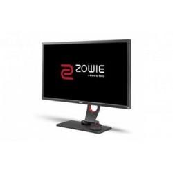 Zowie by BenQ LCDXL2730 DARK GREY 27'W/TN LED/2560x1440/12M:1/1ms/DVI/2x HDMI/Display Port/DP/Height adjustable/ 9H.LEVLB.QBE