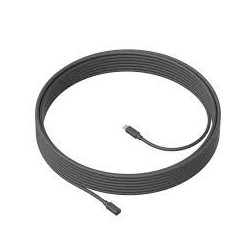 Logitech® MeetUp Mic Extension Cable - GRAPHITE - WW 950-000005
